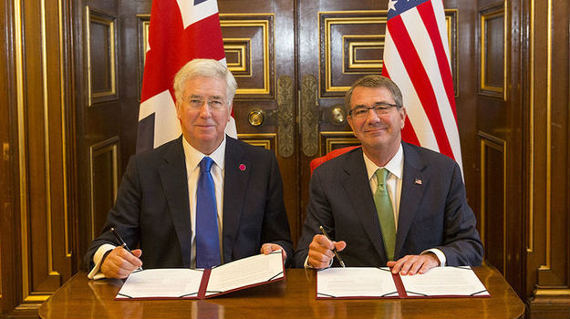 UK and US to work closer in defeating Daesh