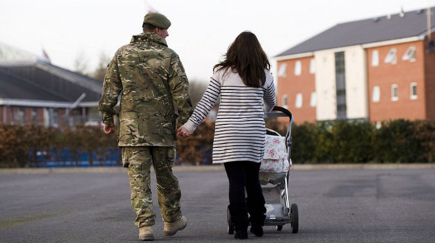 Mortgage rule changes agreed for Armed Forces