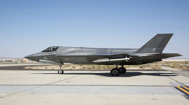 New F-35B jets to be deployed to Cyprus