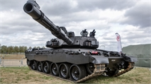 BAE Systems shows off upgraded tank