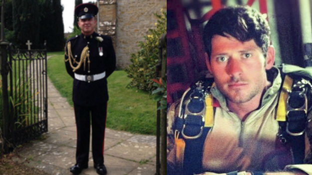 Tributes paid to two recently deceased army men