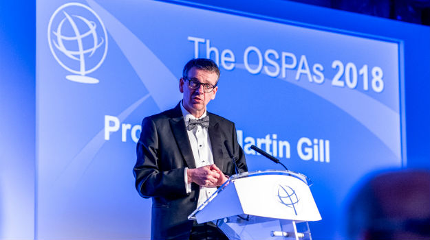 Shortlists revealed for UK OSPAs; winners revealed February 28