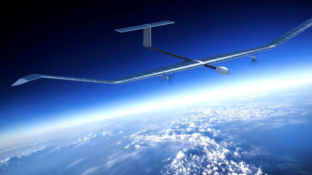 MoD places order for third Zephyr-S UAV