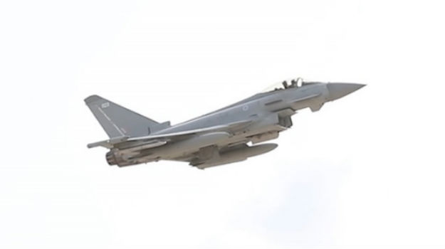 RAF interrupts NATO-bound Russian aircraft twice in a week