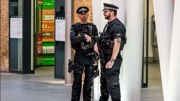 UK security services 'stopped 13 terror attacks since 2013'