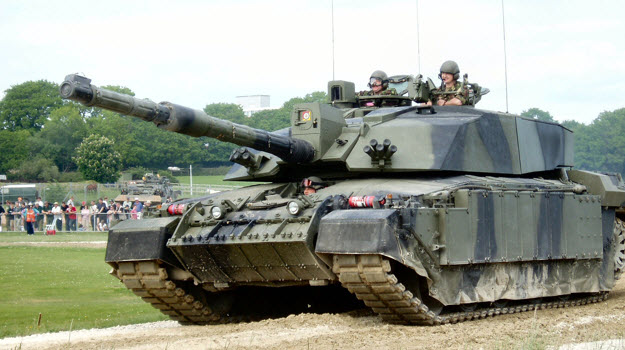 MOD awards £46m Challenger 2 upgrade contracts