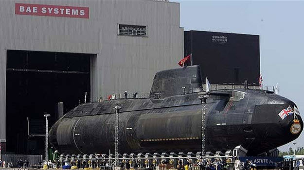 Construction of new nuclear submarines set to begin