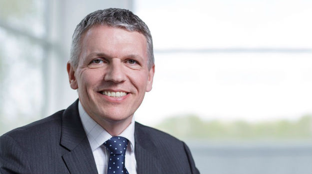 New Dstl chief executive takes office