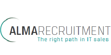 Alma Recruitment logo