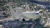New deal signed on early warning radar aircraft