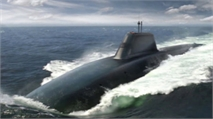 New nuclear sub named King George VI