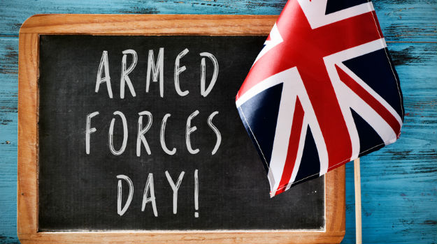Liverpool to host Armed Forces Day 2017