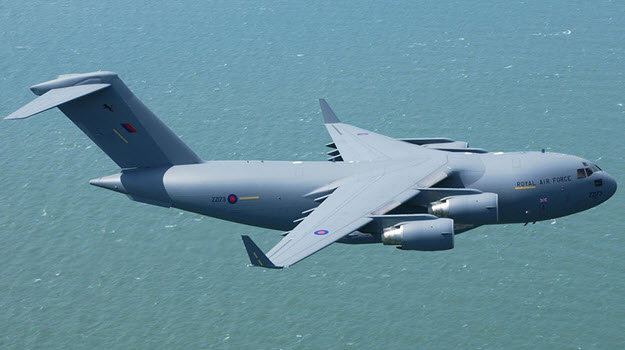 New £260m deal will support RAF's C-17 aircraft until 2022