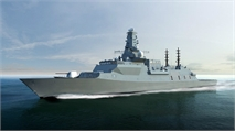 Two new Royal Navy ships named after Sheffield and Newcastle