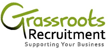 Grassroots Recruitment logo