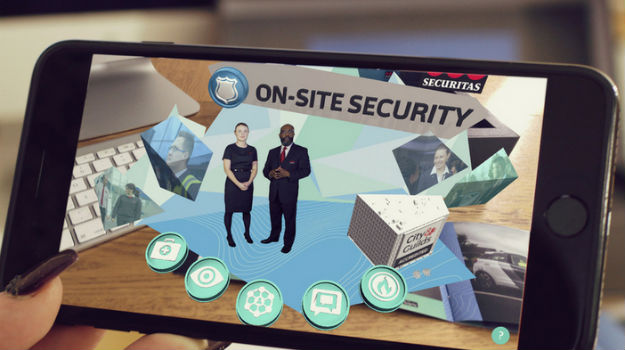 Securitas launches security sector's first ever AR app