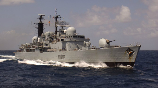 New warship named HMS Cardiff on St David's Day