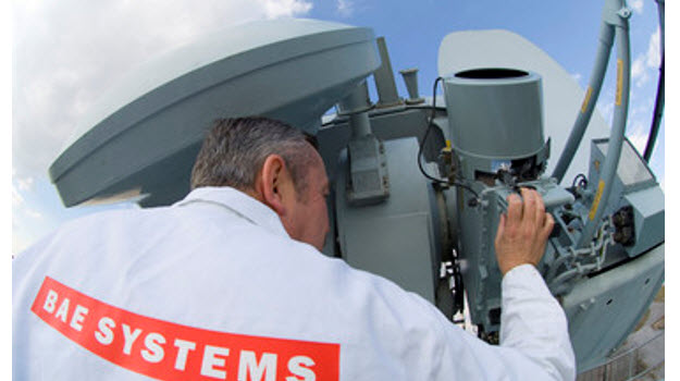 BAE Systems wins £1.5m carrier support contract