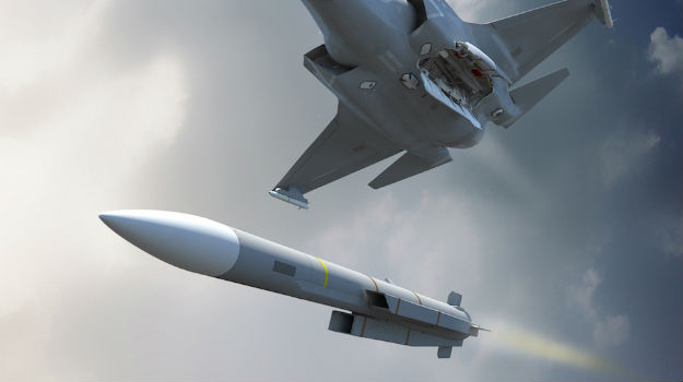 MOD approves £539 million worth of missile contracts