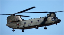 Chinooks to stay in Mali