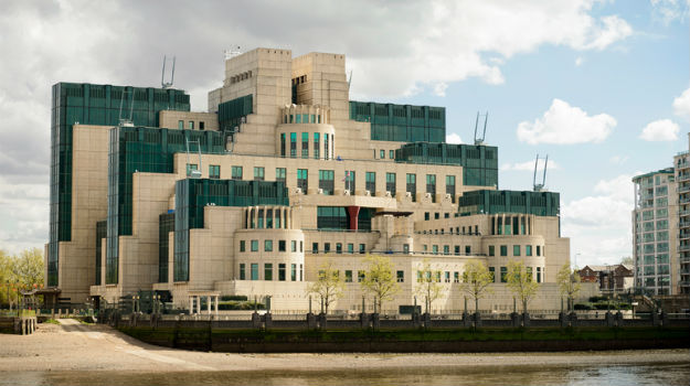 MI5 is one of UK's best graduate employers