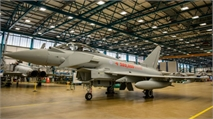 Eurofighter hits 500,000 flying hours landmark