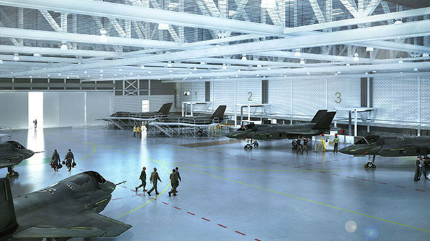 F-35 Lightning II's UK arrival approaches after £90m investment