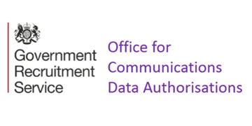Office for Communications Data Authorisations (OCDA) logo