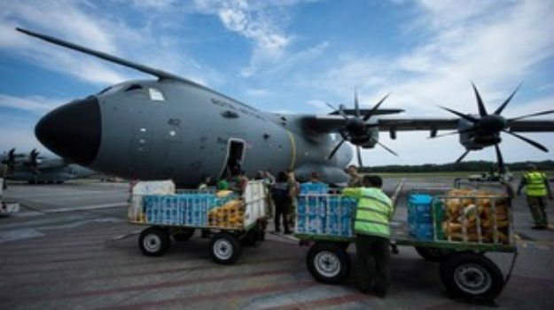 RAF to deliver vital aid to cyclone-hit Africa