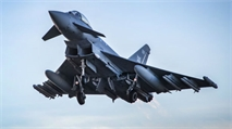 Maiden flight for new Meteor missile with RAF Typhoon