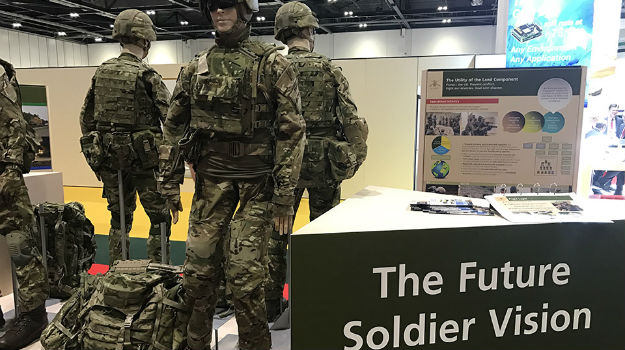 Royal College of Art reimagines Army combat uniform