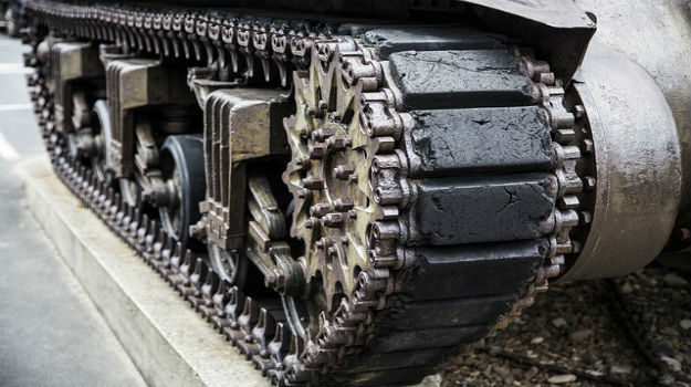 British Army tank numbers 'to be cut by a third'