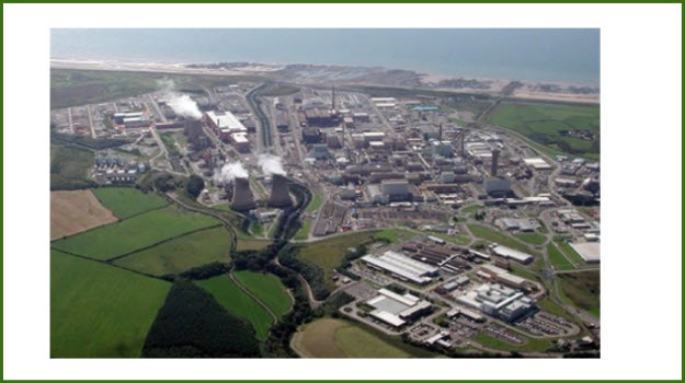 Moorside nuclear plant gets financial support