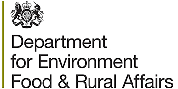 Department for Environment, Food and Rural Affairs logo