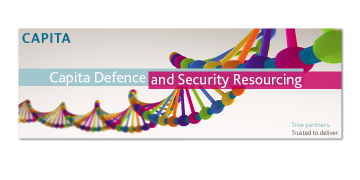 Capita Defence and Security Resourcing logo