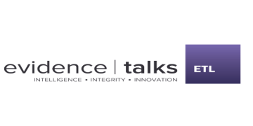 Evidence Talks logo