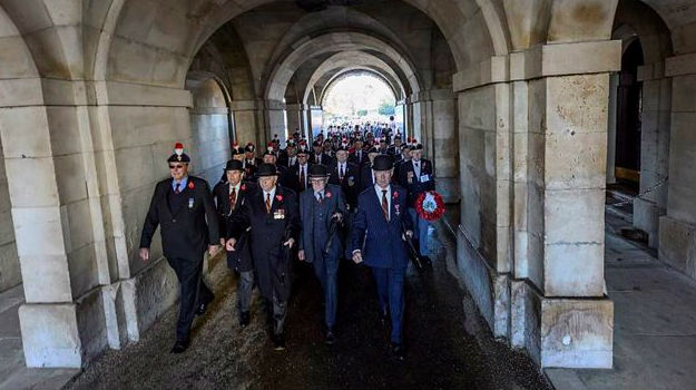 Almost £23 million awarded to charities supporting older veterans