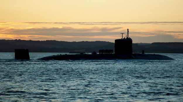 MPs vote to renew Trident; new jobs and £41 billion investment imminent