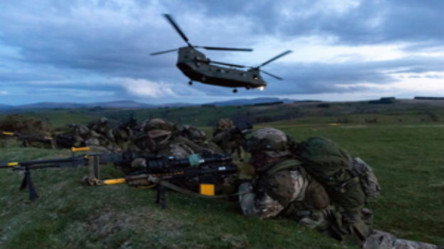 UK to host major military exercise