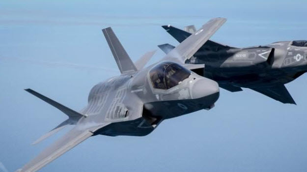 MoD signs contract for air-to-air missile capability for F-35B aircraft